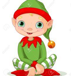 christmas elf free clipart free elf clipart [ 1164 x 1300 Pixel ]