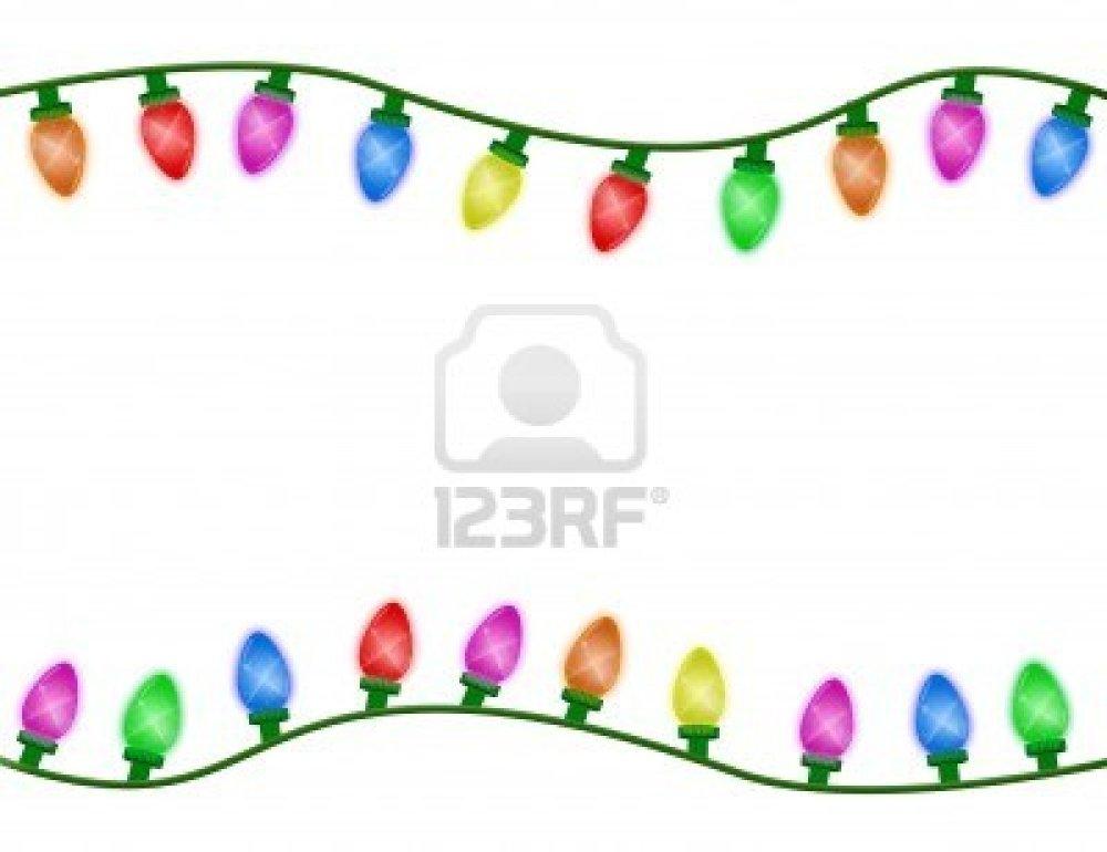 medium resolution of christmas light border clip art christmas lights border