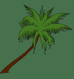 christmas palm tree clip art  [ 999 x 1002 Pixel ]