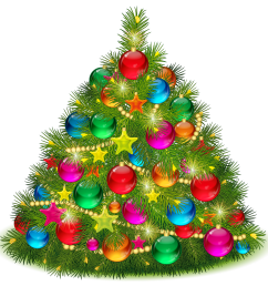 christmas tree png clipart free clipart christmas tree [ 4000 x 3856 Pixel ]