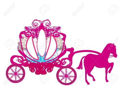 small resolution of cinderella carriage vintage cinderella carriage clipart