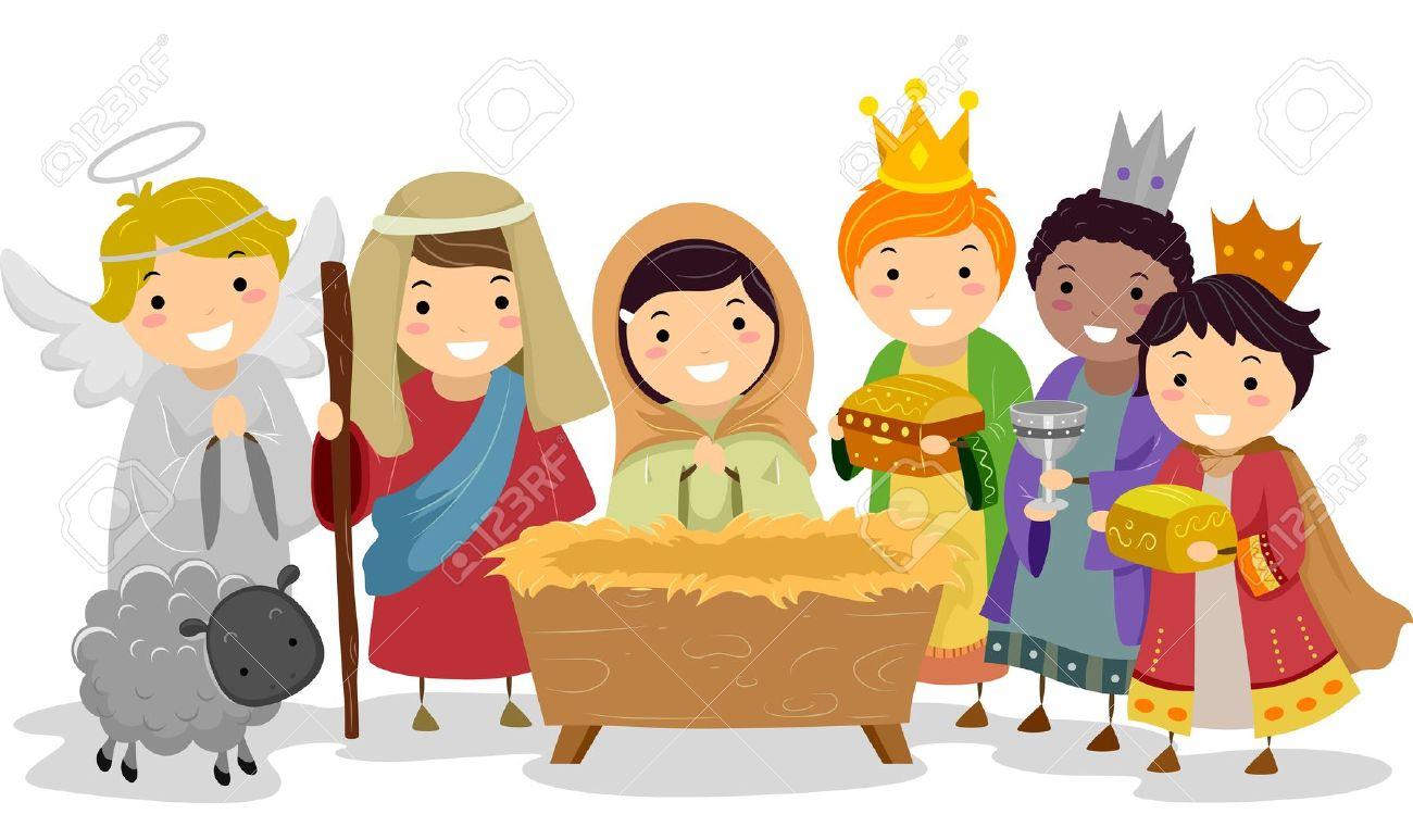 hight resolution of clip art nativity scene clipart nativity scene clipart free clipartall illustration
