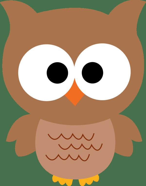 Baby Owl Clip Art & - Clipartlook