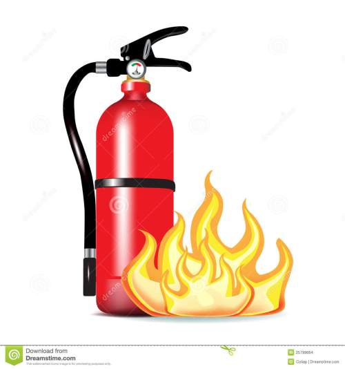 small resolution of fire extinguisher fire extinguisher clip art