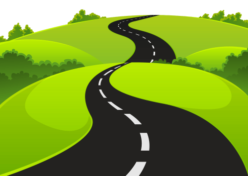small resolution of clipart winding road clip art road