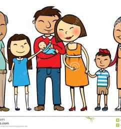 cliparti1 clipart family [ 1300 x 913 Pixel ]