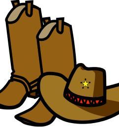 cowboy clipart free [ 1964 x 1637 Pixel ]