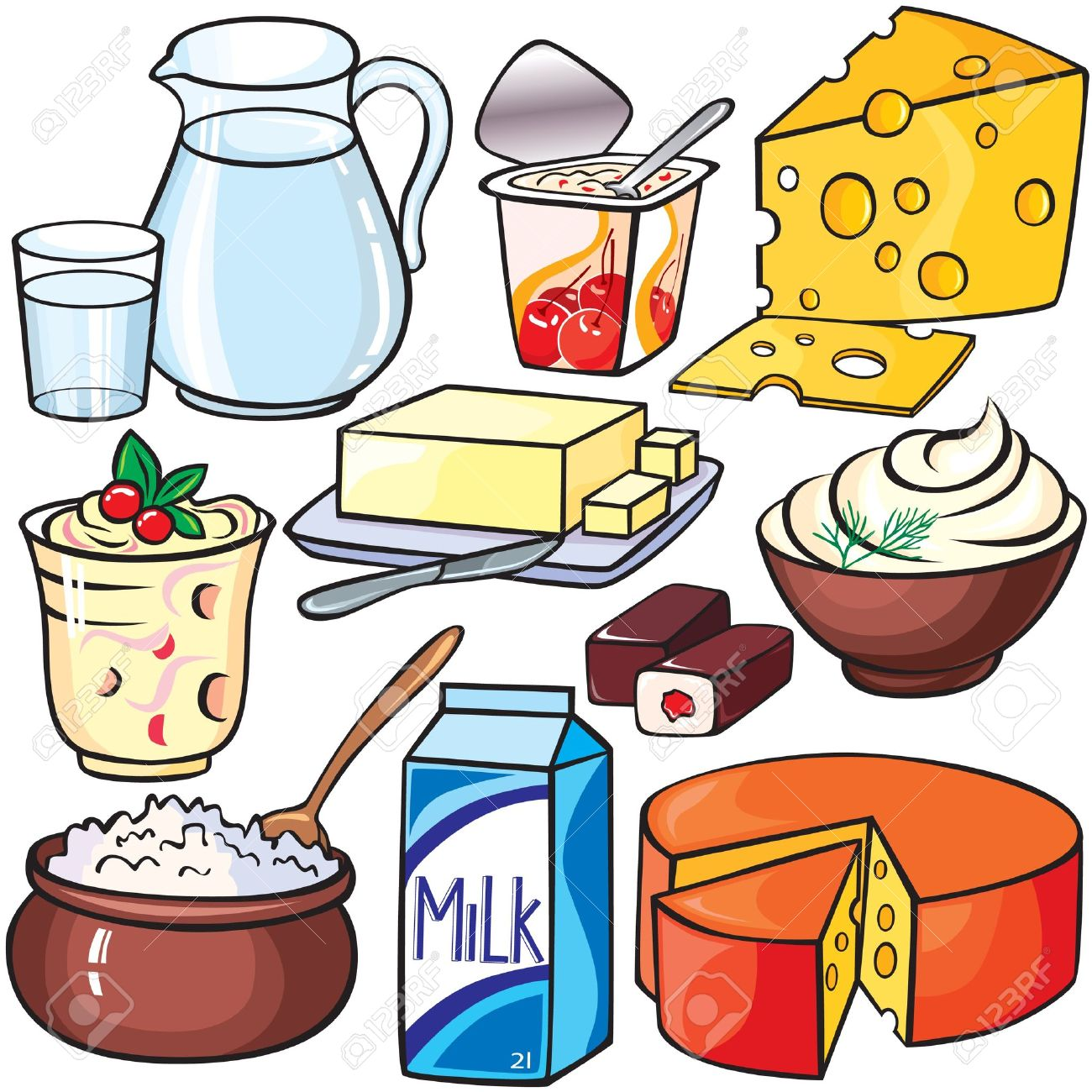 hight resolution of dairy clipart 32956 dfiles dairy clip art