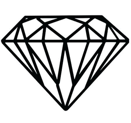 diamond clipart clipartlook