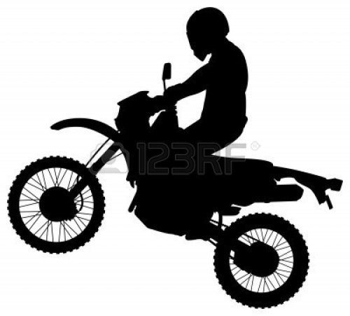 small resolution of dirt bike clipart black and w dirt bike clipart
