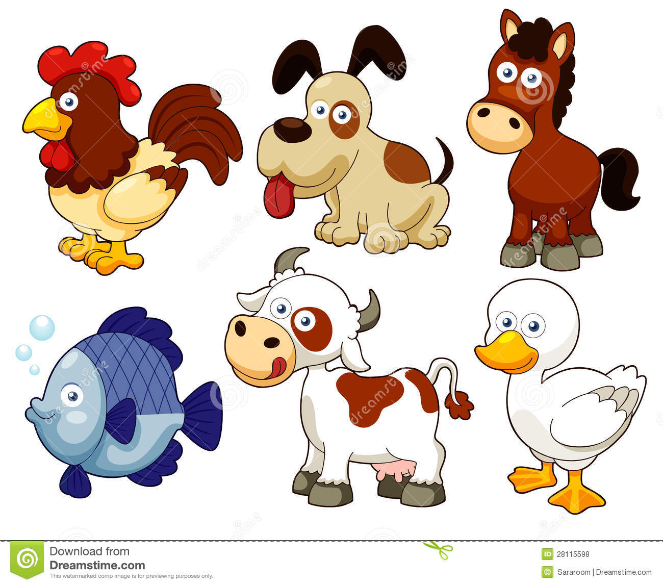 hight resolution of clipart download farm animals free