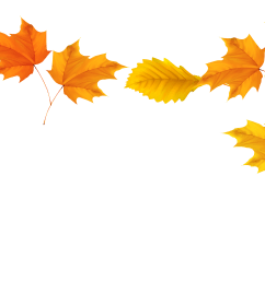 fall leaves clipart clipartco fall background clipart [ 5094 x 2822 Pixel ]