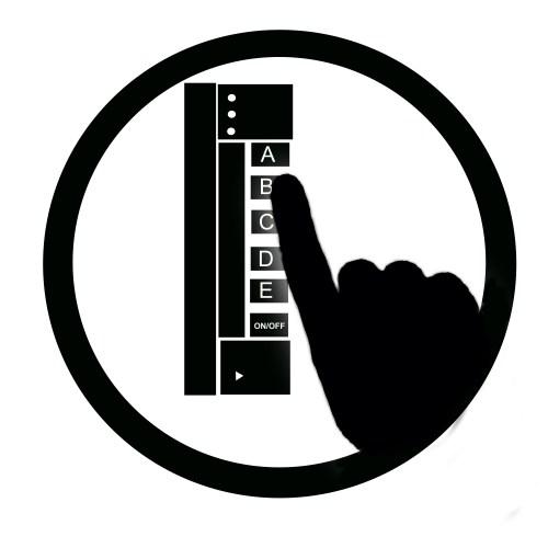 small resolution of file icon hand on clicker jpg clicker clipart