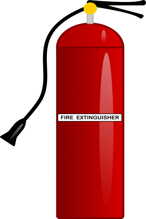 small resolution of clipart fire extinguisher