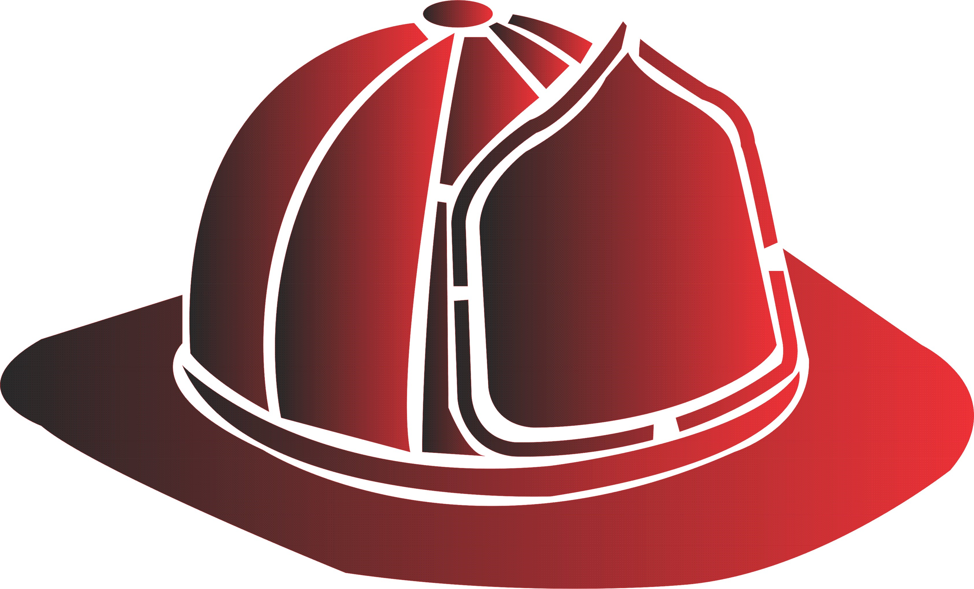 31 fireman hat clip