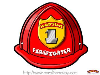 24 fire hat clip