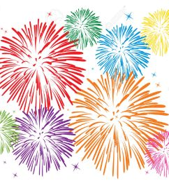 fireworks clipart 6726 [ 1300 x 1056 Pixel ]