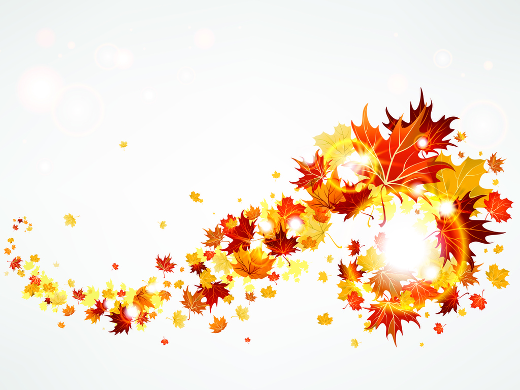 hight resolution of flying autumn leaves falling leaves clipart