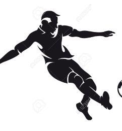 football players clipart [ 1300 x 1039 Pixel ]