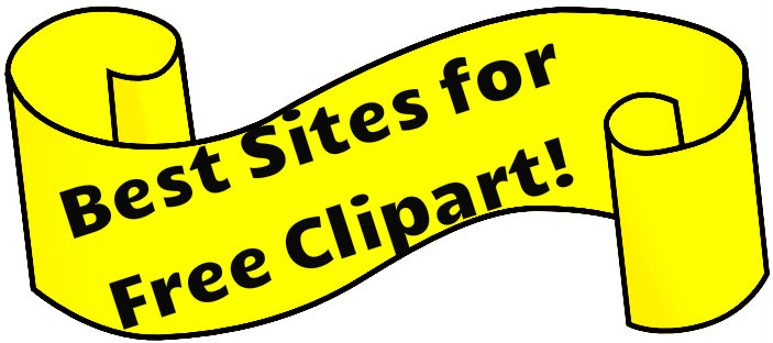best free clipart sites