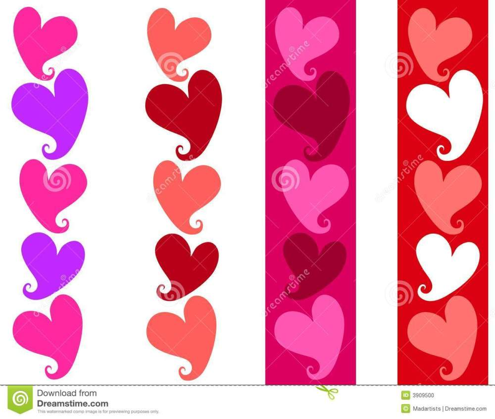 medium resolution of free clipart n images free simple valentine heart borders