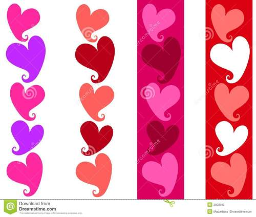 small resolution of free clipart n images free simple valentine heart borders