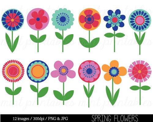small resolution of free flower clip art u0026 fl clip art free flowers