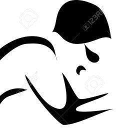swimmer clipart [ 1300 x 719 Pixel ]