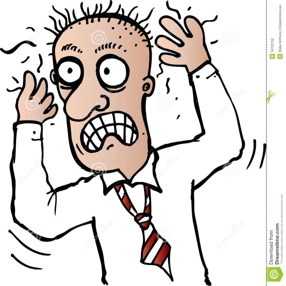 medium resolution of stressed out clipart