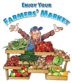 Image result for farmers market clipart