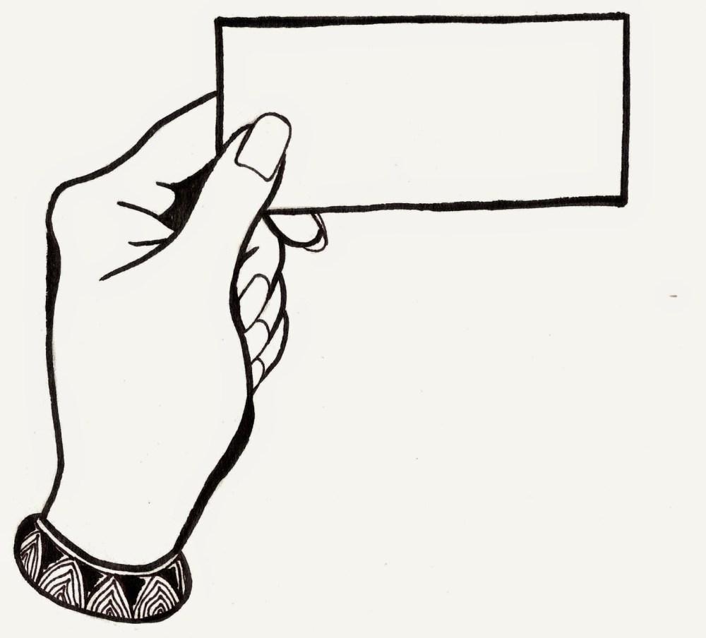 medium resolution of brilliant l business card clip art