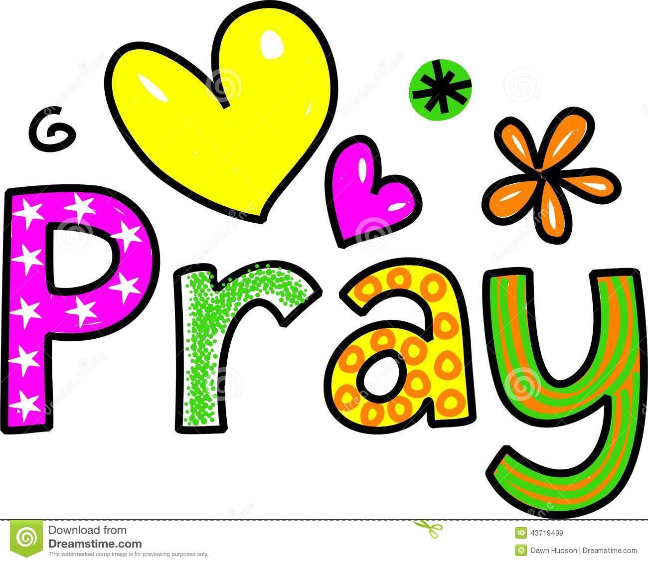 70 clip art prayer
