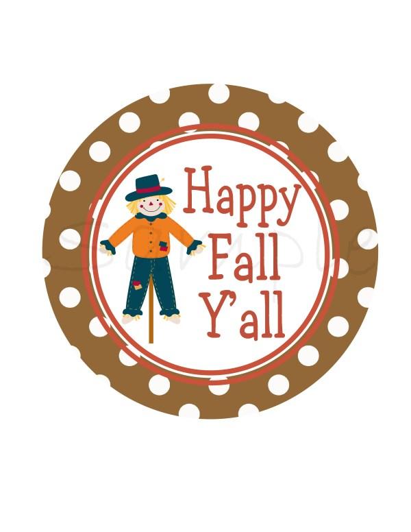 Happy Fall Clip Art & - Clipartlook