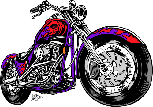small resolution of harley clip art
