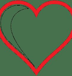 hd clipart of love heart love heart clipart [ 999 x 930 Pixel ]