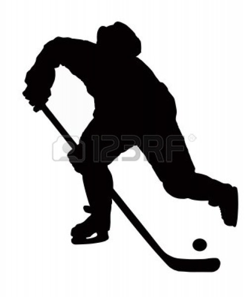 small resolution of hockey stick clipart black an free hockey clipart