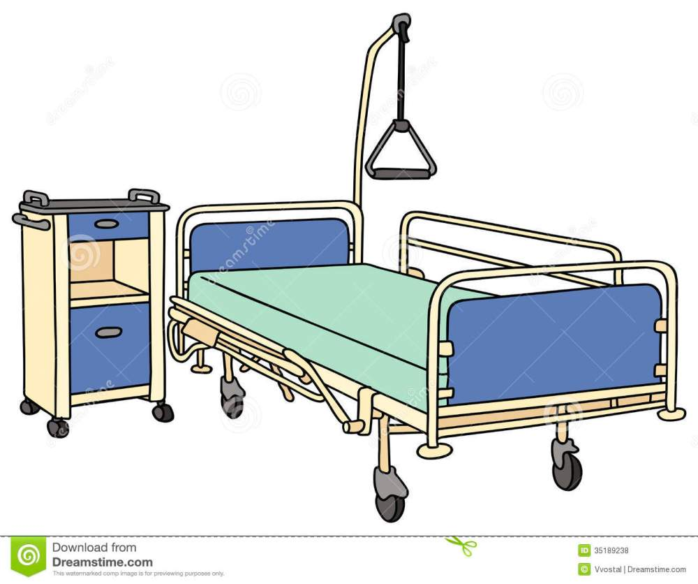 medium resolution of hospital bed clip art hospital bed clipart