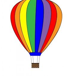 clipart hot air balloon clip [ 1625 x 1919 Pixel ]