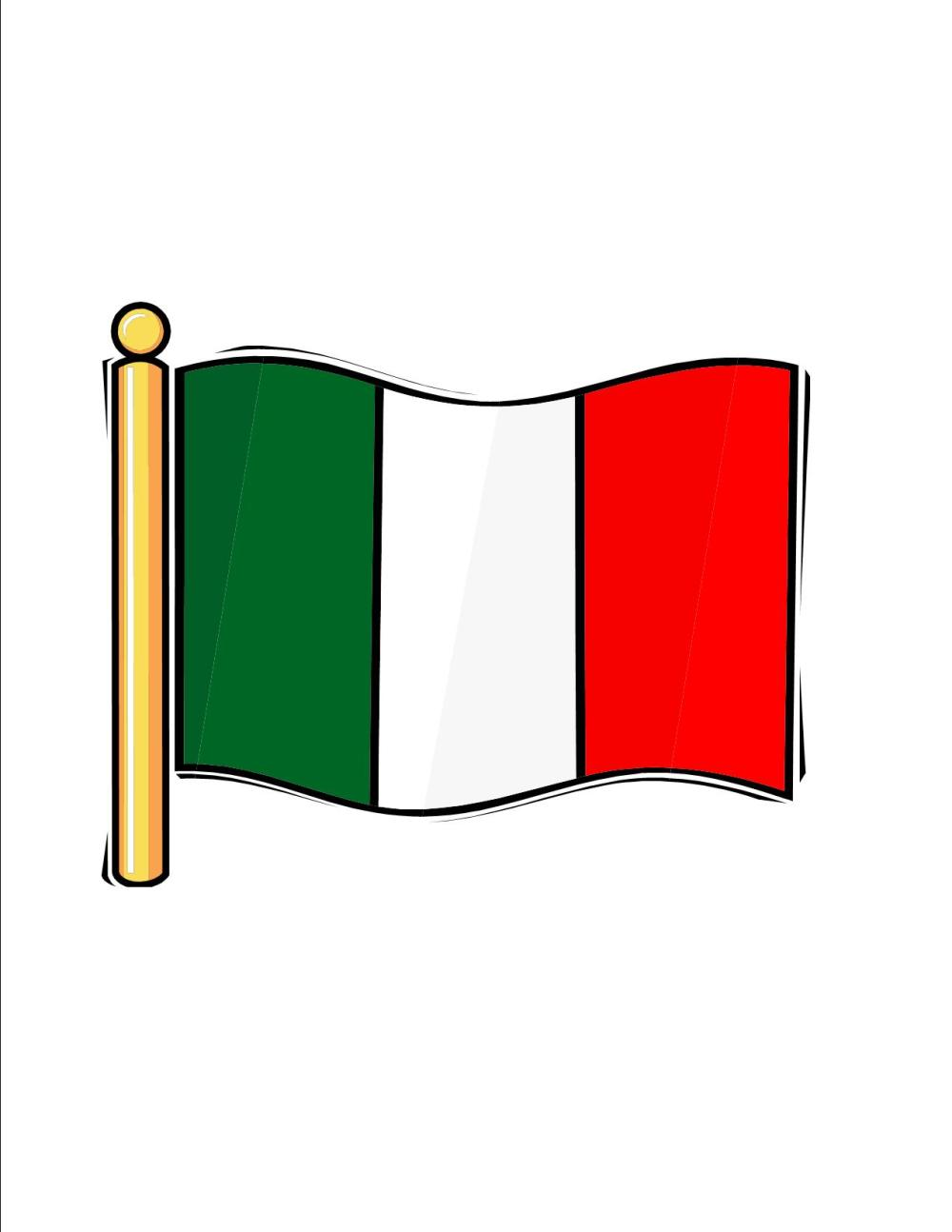 medium resolution of italian flag images clip italian flag clipart