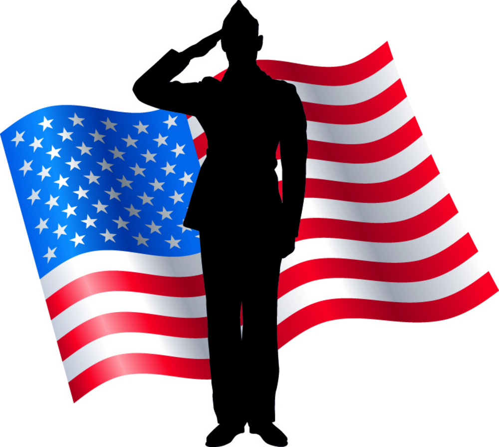 hight resolution of job search advice for veteran veterans clip art