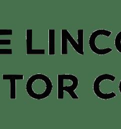 lincoln logo [ 1800 x 500 Pixel ]