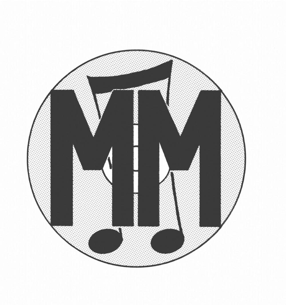 medium resolution of m m logo clipart 1