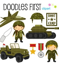 little army cute military dig military clipart [ 1500 x 1500 Pixel ]