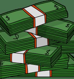 big money clipart [ 1600 x 1258 Pixel ]