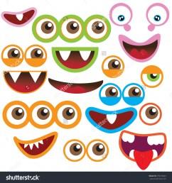 monster eyes clipart [ 1500 x 1599 Pixel ]