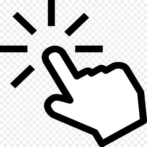 small resolution of computer mouse pointer point mouse cursor click clipart