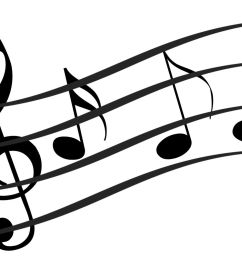 20 k pop songs that will unle musical notes clipart [ 2236 x 1006 Pixel ]