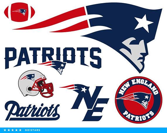 Download 75+ Patriots Svg U2013 ... New England Patriots Clipart ...