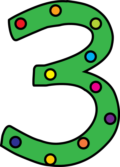 small resolution of number 3 vector clip art 9e6 number 3 clip art
