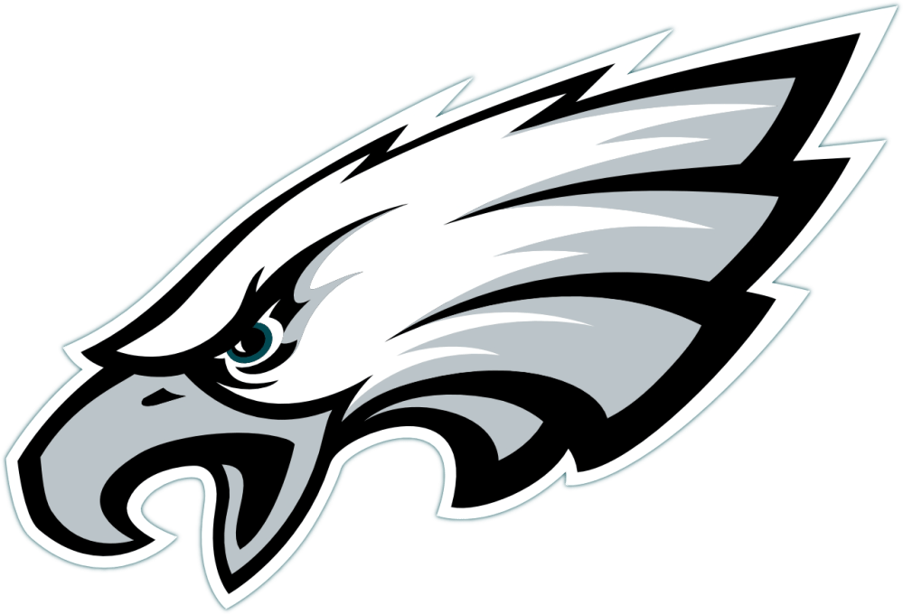 medium resolution of clipart philadelphia eagles